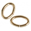 Gold Filled 14kt Jump Ring Oval 3 X4.6mm